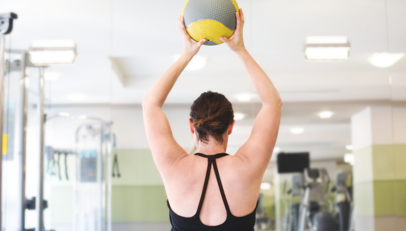 Esercizi Fitness per dimagrire
