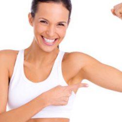 Esercizi braccia sode