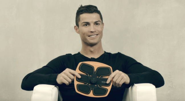 xpower Cristiano Ronaldo