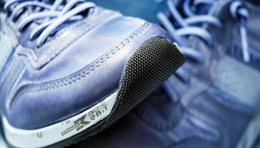 pulire scarpe running