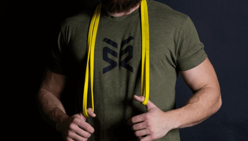 come allenarsi con le bande elastiche